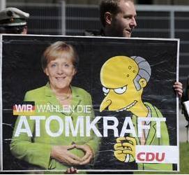 Merkelplakat